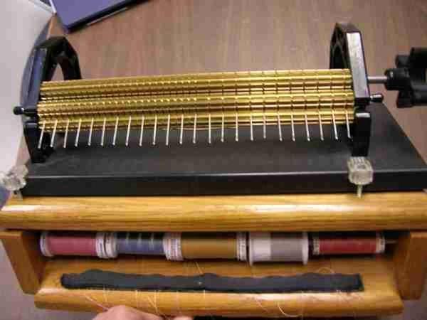 Smoc N Genie 16, 24, or 32 Row Smocking Pleater Thread Dispenser