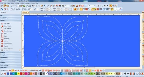 Bernina Embroidery Software Update Designer Plus From Versions V5 V6 V7 To Version V8 At Allbrands Com
