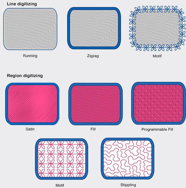Brother Pe Design Plus2 New Upgraded Version V101 Basic Digitizing