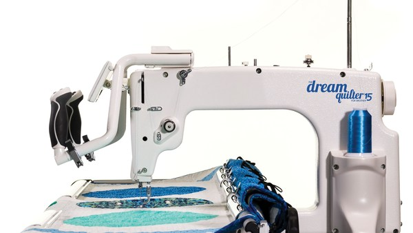 """Brother DQLT15 Dream Quilter 15x8"""" Arm Quilting Machine"""