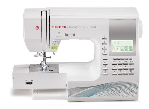 Singer 9960 600-Stitch Function Quantum Stylist Computer Sewing