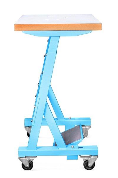 Merrow Helmsman Adj Heigth 33 37in Sewing Machine Table