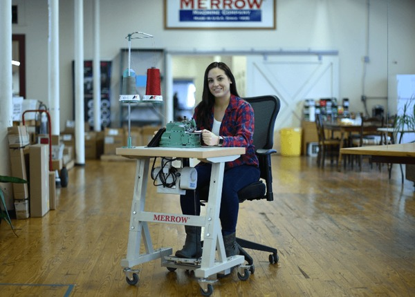 Merrow Helmsman Adjustable Height Sewing Table Without Motor At Allbrands Com