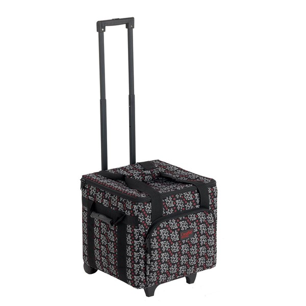 Creative Notions Cnl07 Xl Serger Trolley Roller Bag At