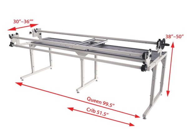 Grace Continuum 8\' Machine Quilting Frame at AllBrands.com