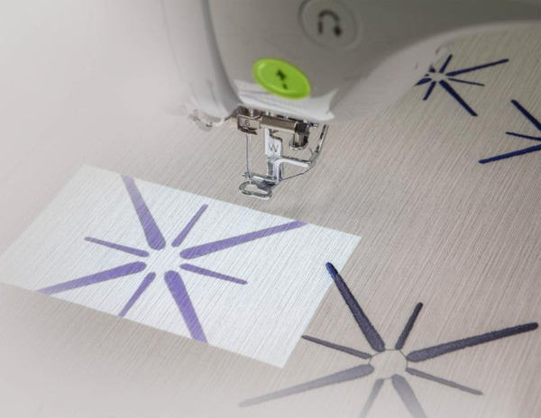 Brother Demo XP1 Luminaire Sewing Embroidery Quilting