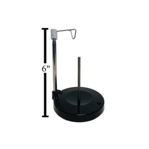 AlphaSew 27449-ADJ Adjustable Height Single Cone Vertical