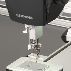 Bernina Demo Q24 Longarm Quilting Machine Bsr Stitch Length