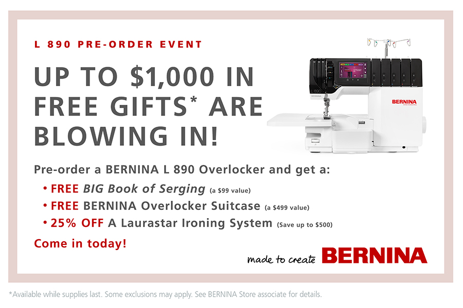 Bernina Sewing Quilting Embroidery Machines And Sergers